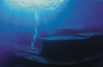 Underwater Megalith