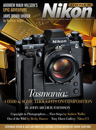 Nikon Owner magazine latest cover
