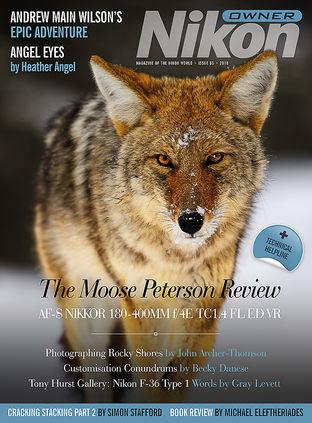 Nikon Owner magazine latest cover